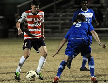 Three Lads named to All-Southeast Region team