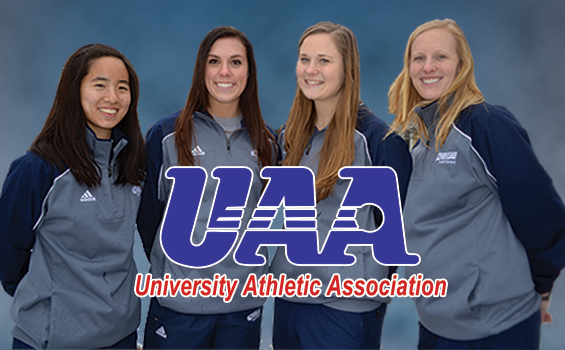 Josie Henry and CWRU Assistants Named Coaching Staff of the Year, Five Spartans Tabbed All-UAA