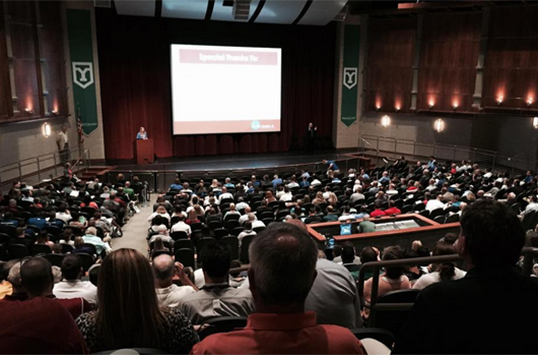 MARCA Hosts NCAA Conference Rules Seminar at York College