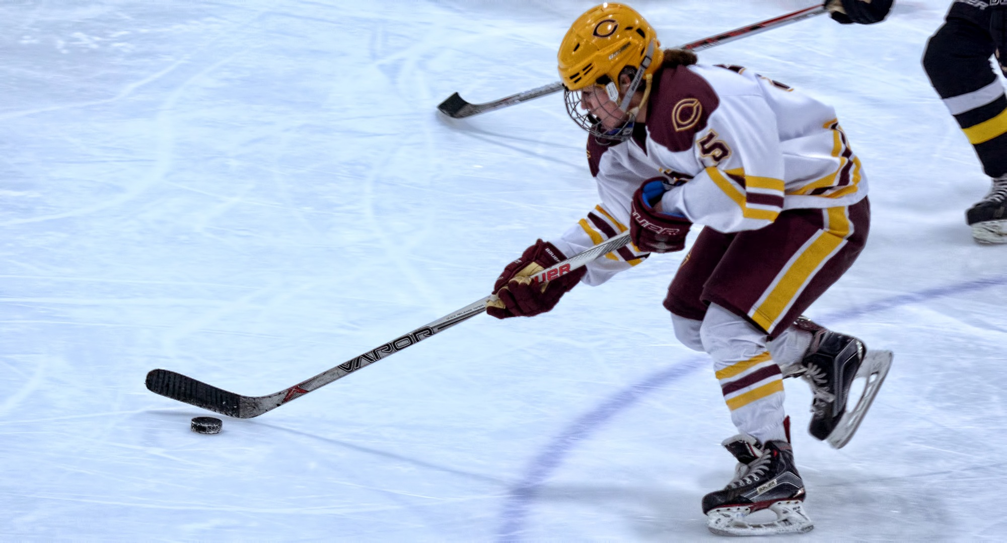 Freshman Josee Lundgren scored her third goal of the season in the Cobbers' 2-2 OT tie at Augsburg in the series opener.