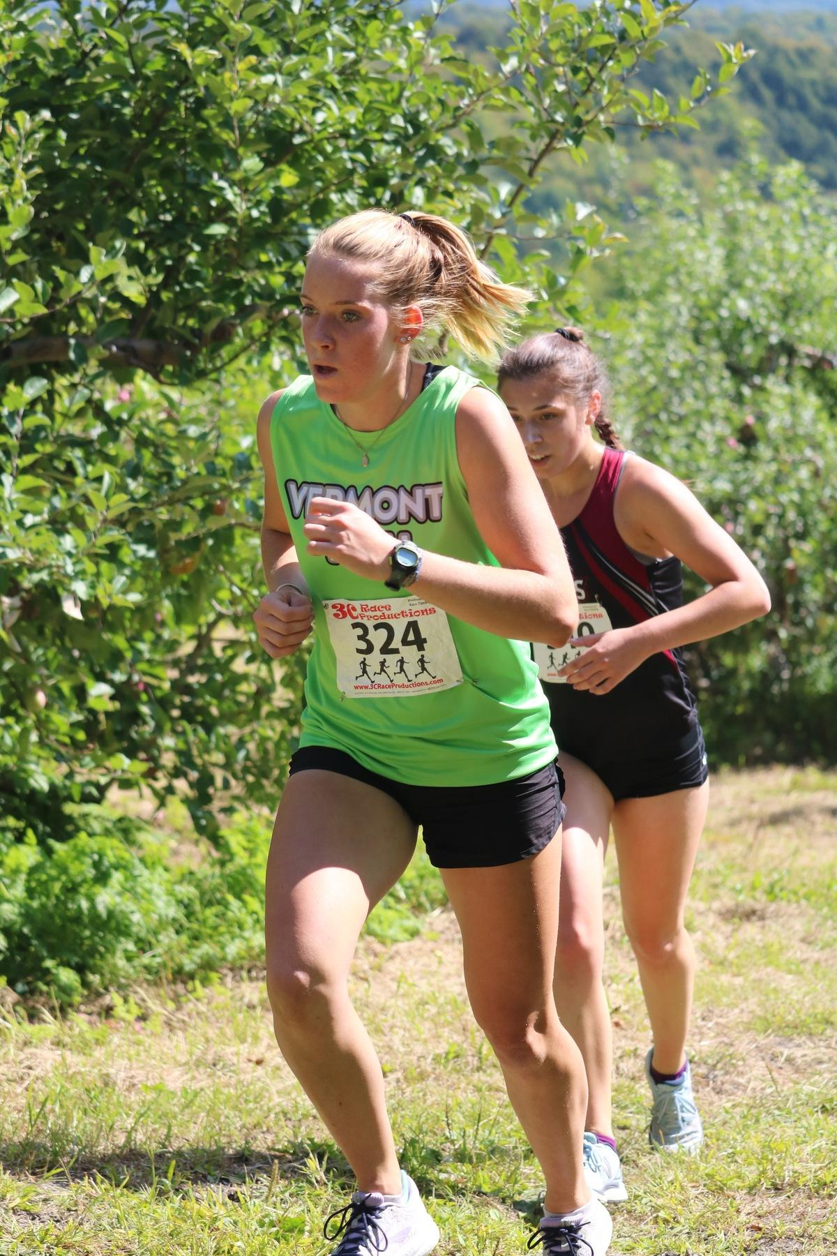 Women's Cross Country takes 3rd at home opener