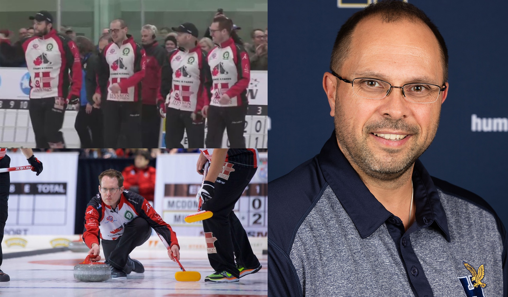HAWKS TURRIFF COACHES TEAM MCDONALD TO ONTARIO TITLE & TRIP TO THE BRIER