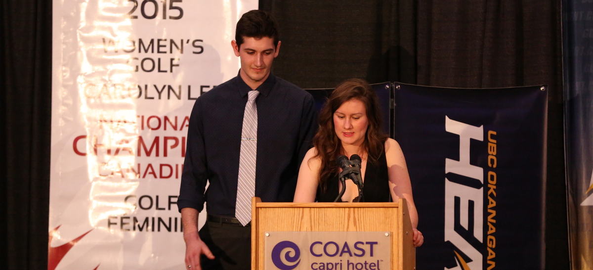 8th Annual UBC Okanagan Heat Athletic Awards Banquet