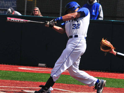 Baseball Falls Twice to Sacred Heart on Saturday in New Britain