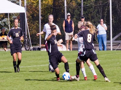 Bulldog Women's Soccer Struggles At Northern Michigan