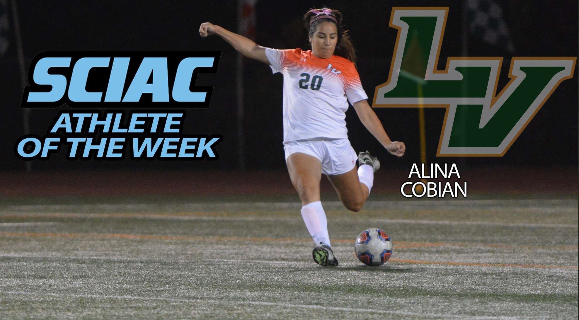 Cobian Named SCIAC Athlete of the Week