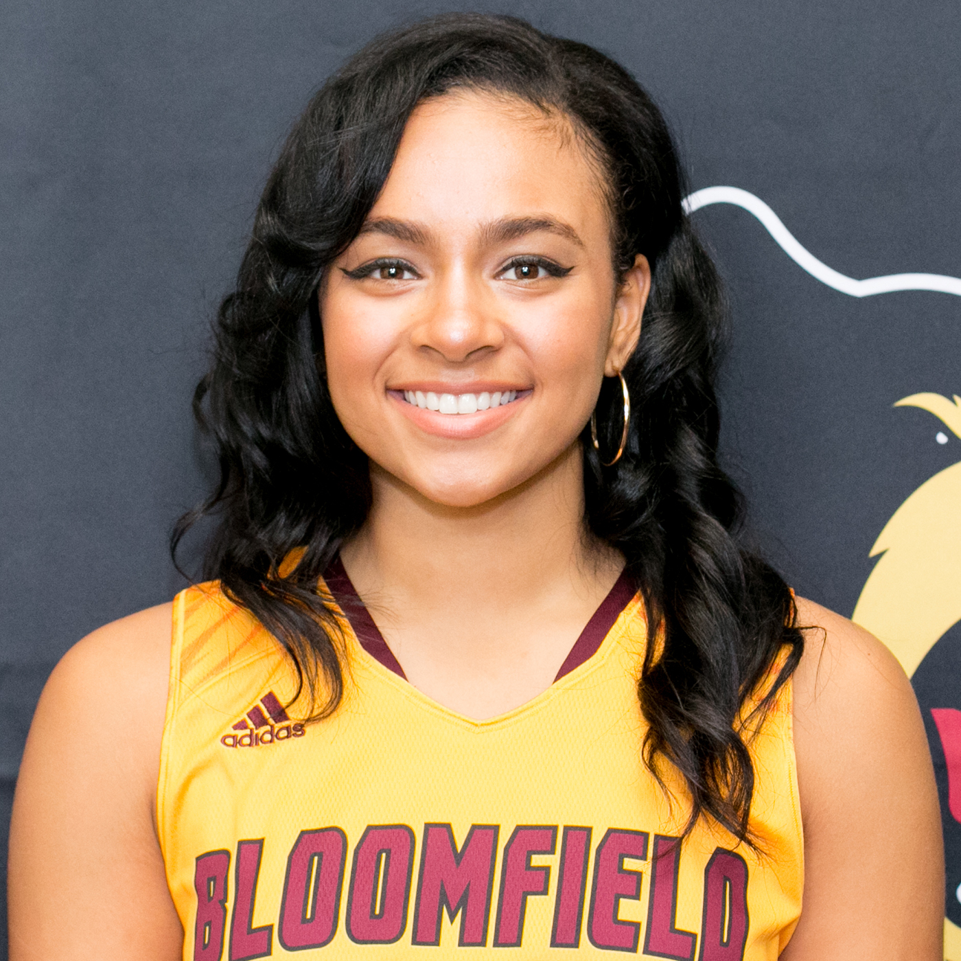 Jahniece Jaffe, Bloomfield College, Women's Basketball