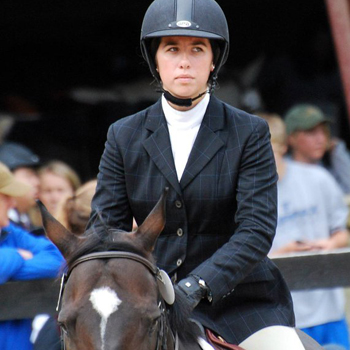 Rider Elizabeth Tripp Collects Lyon of the Week Accolades