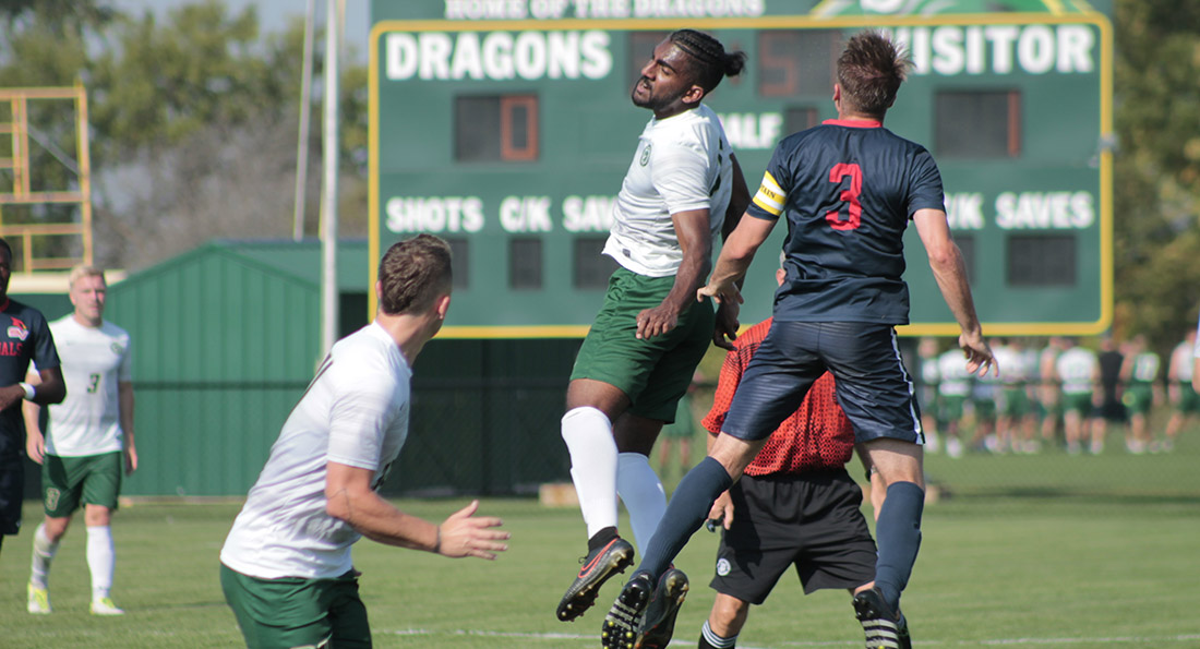 The Dragons downed the Northern Michigan Wildcats on Friday 1-0. Tiffin has a 3-0-1 record over their last four games.