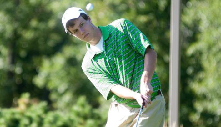 Men's Golf Finishes Fifth at Bobby Krig Invitational