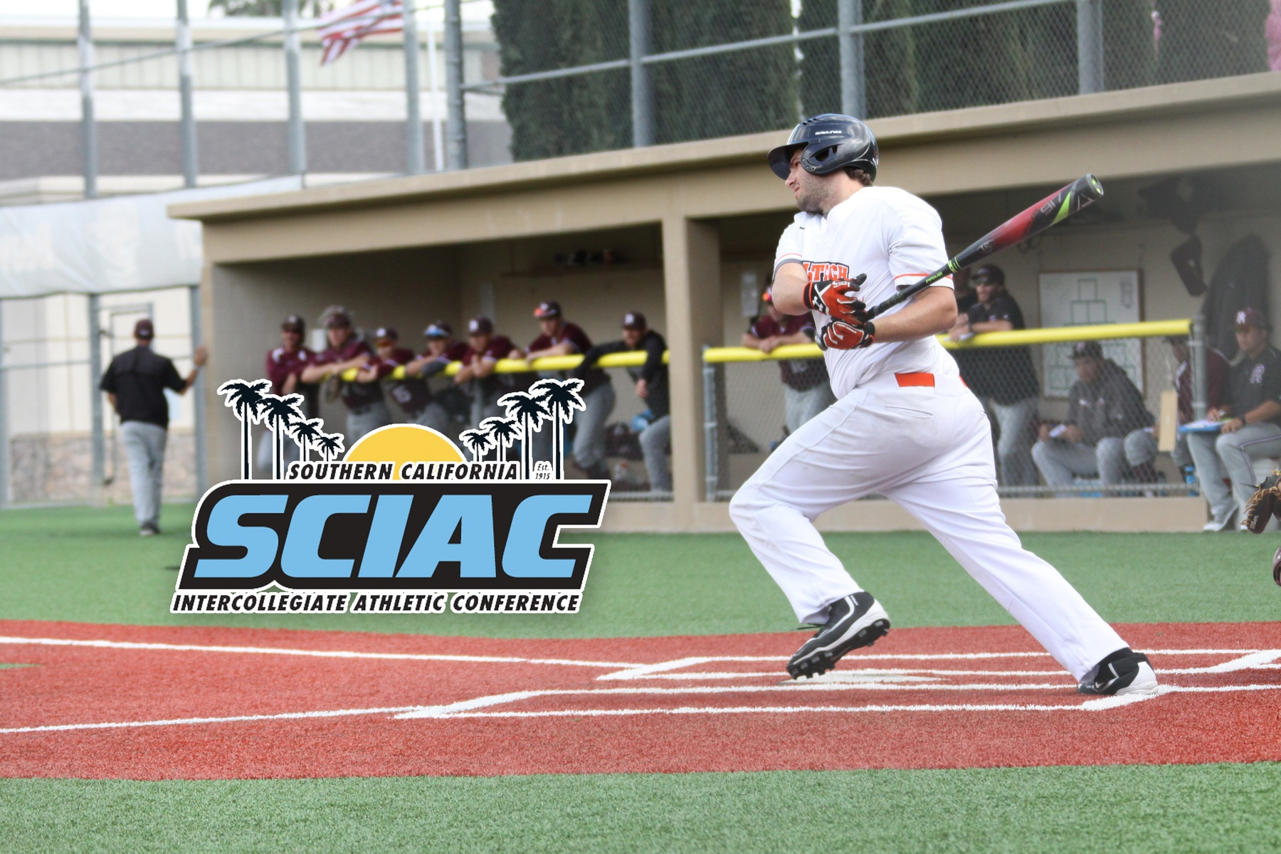 Levine Named to SCIAC All-Sportsmanship Team