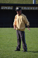 Assistant Coach Larry Williams