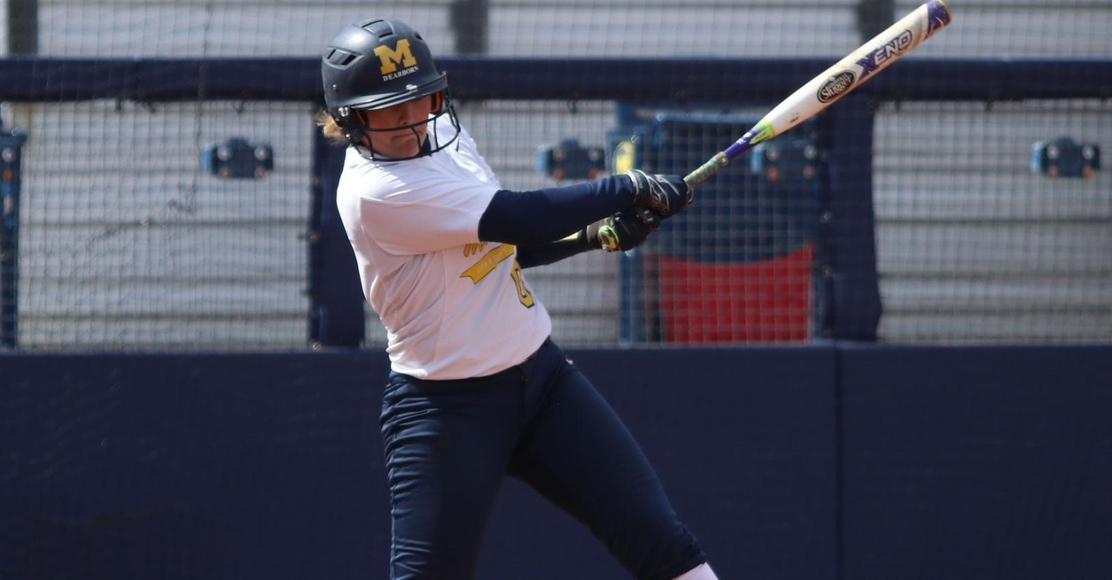 UNOH rallies twice to sweep UM-Dearborn