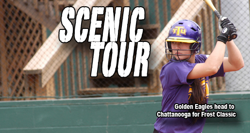 Golden Eagles head to Scenic City for Frost Classic