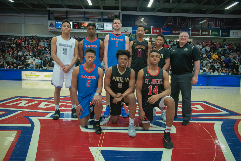 WCAC Announces the 2018-19 Boy's All Conference Team
