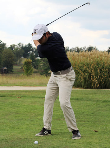 Emory & Henry Men's Golf Seventh After Day One At King Invitational