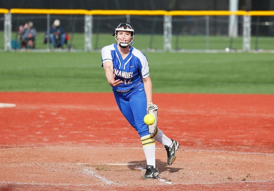SOFTBALL DROPS TWO IN NON-CONFERENCE ACTION TO WHEATON