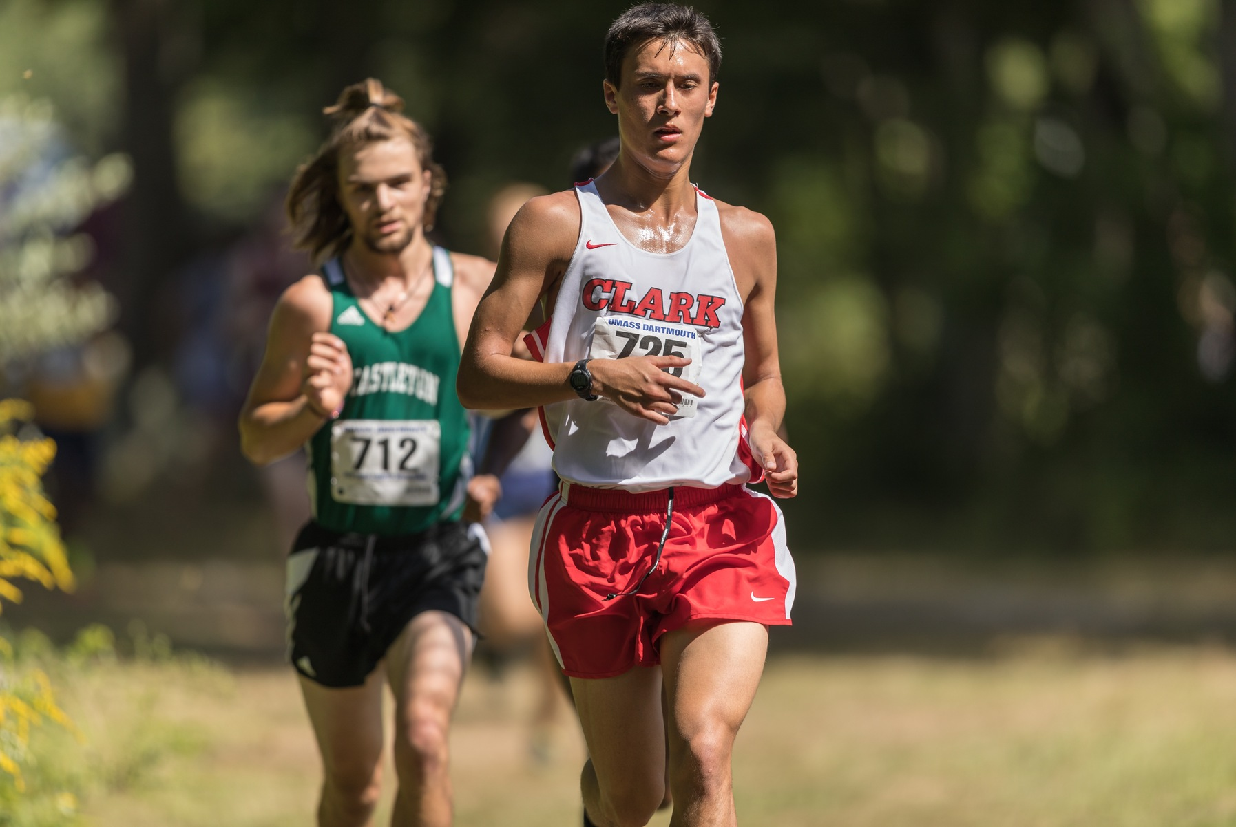 Cross Country Finishes 19th Overall In Westfield