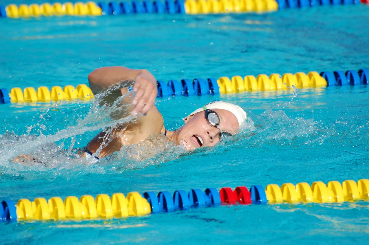 Ward Named MPSF/Turbo Female Athlete of the Week