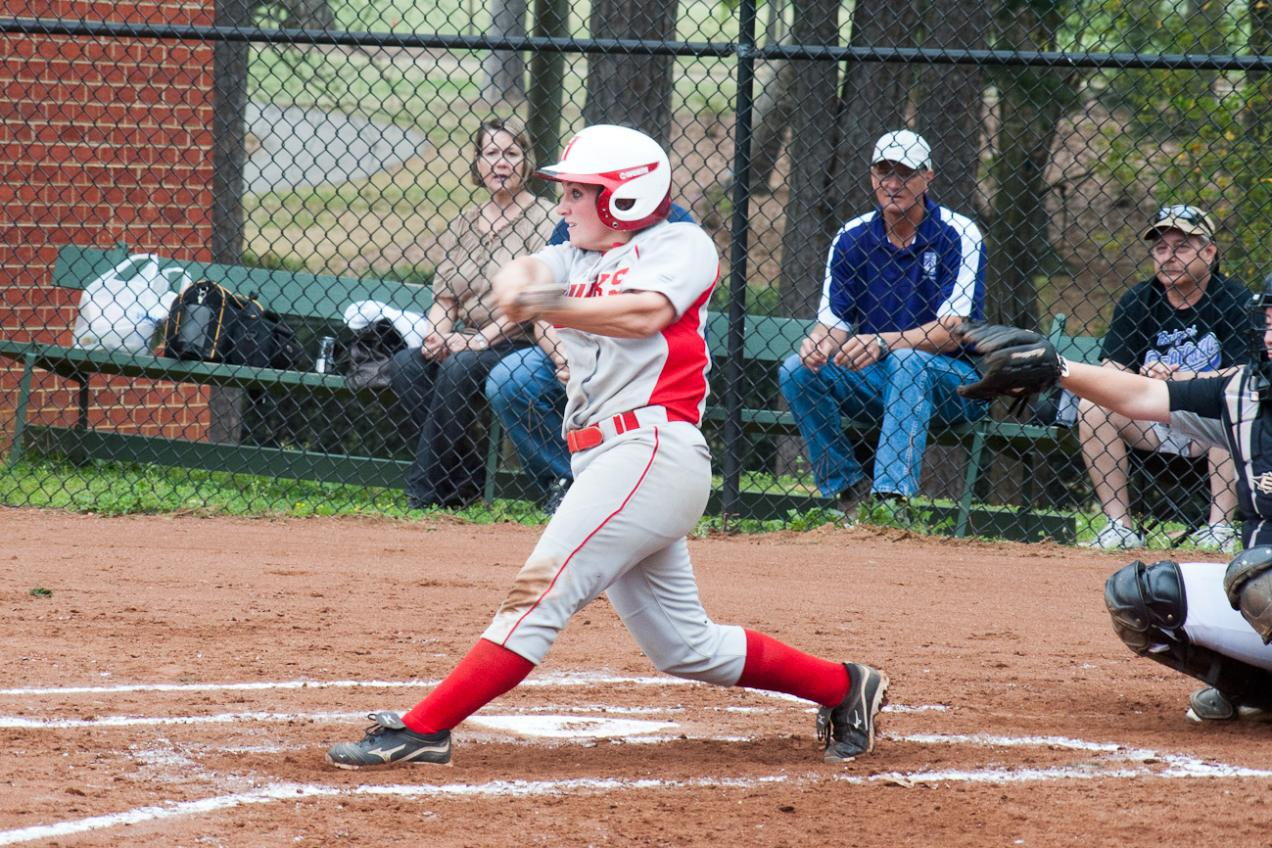 Welch's two home runs and six RBIs help spark Huntingdon softball