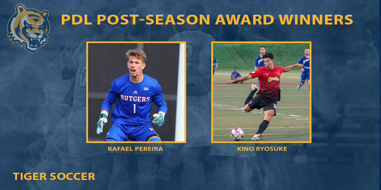 Former Tigers Earn PDL Post-Season Awards