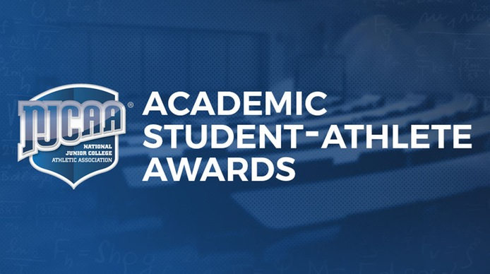 NJCAA HONORS CLEVELAND STATE STUDENT-ATHLETES