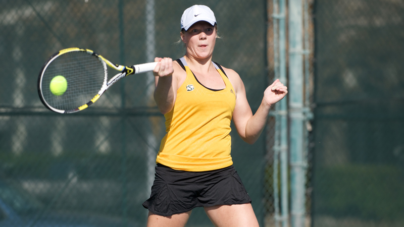 WOMEN'S TENNIS WINS AT SOUTHERN UTAH