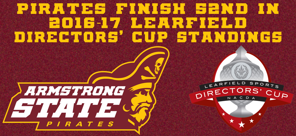 Armstrong State Finishes 52nd In Learfield Directors' Cup Standings