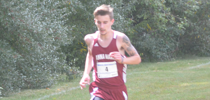 Cross Country Competes at ECAC Championship