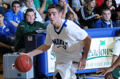 Monks Rout Nor'easters in Opener, 85-53