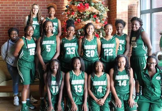 Lady Gators Split Weekend Games with New Hampstead and Bradwell