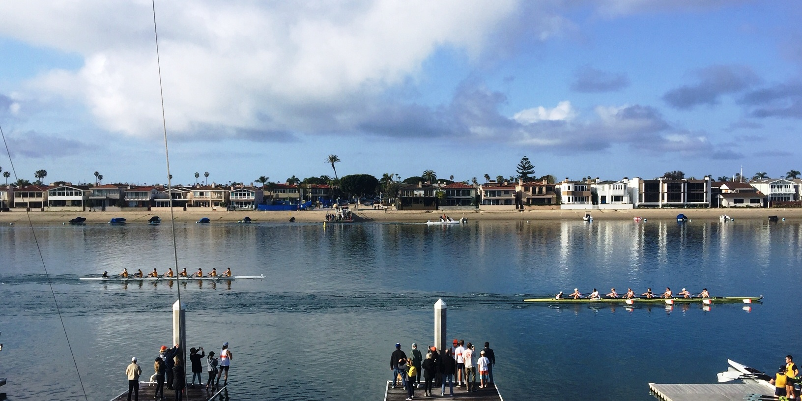 Pirates dominate field at 54th Newport Regatta