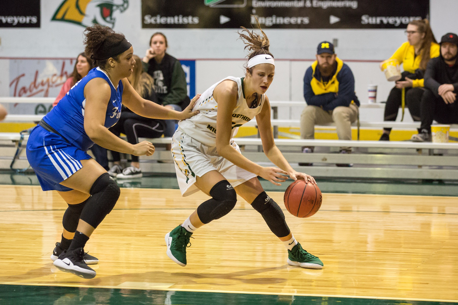 NMU Starts 2-0 With 64-61 Victory over Greyhounds