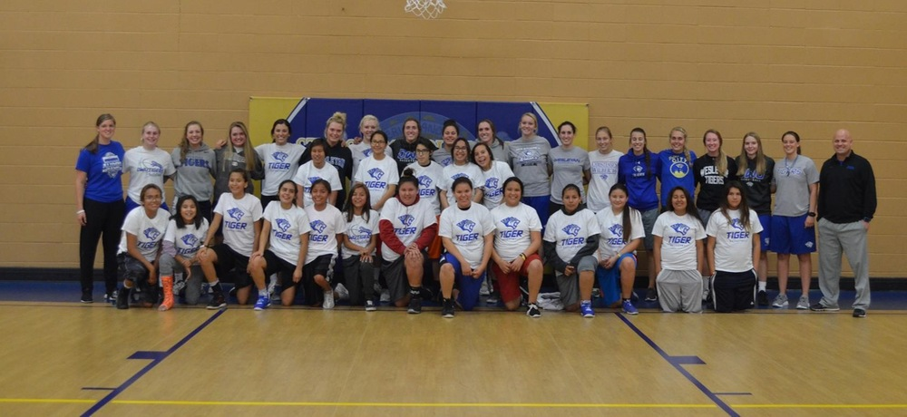 FEATURE: DWU women's basketball gives back
