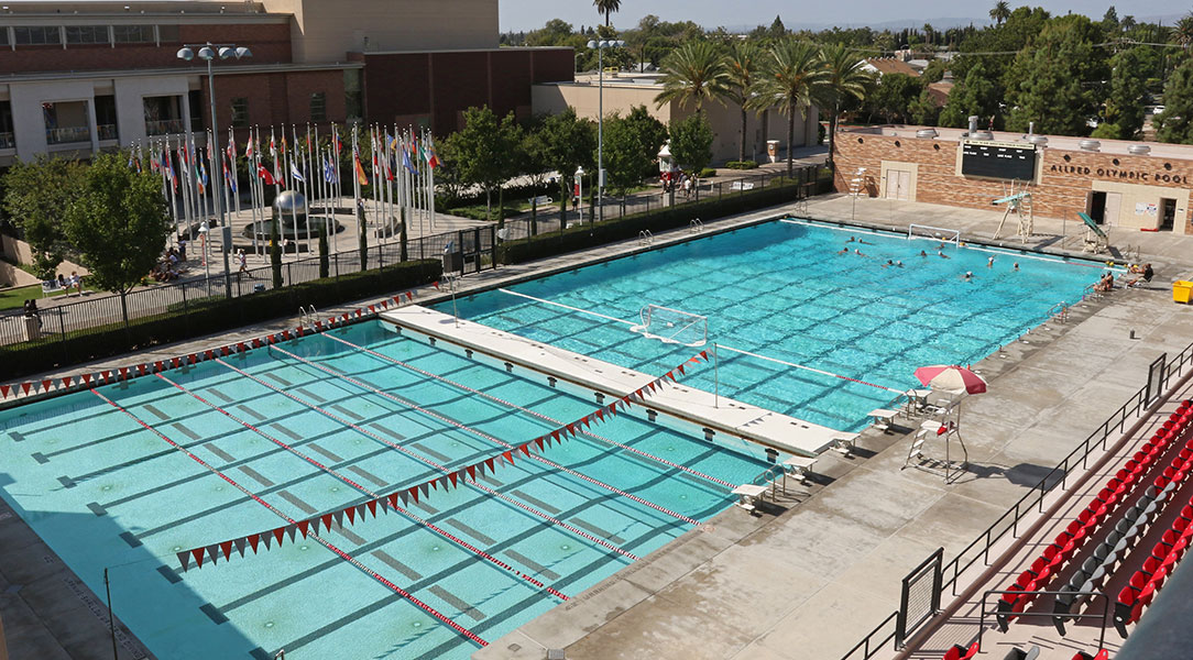 Zee Allred Aquatics Center