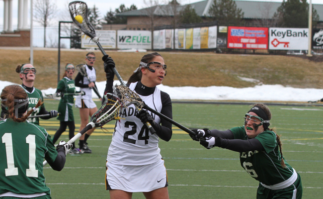Bulldogs Power Past Keuka, 12-7