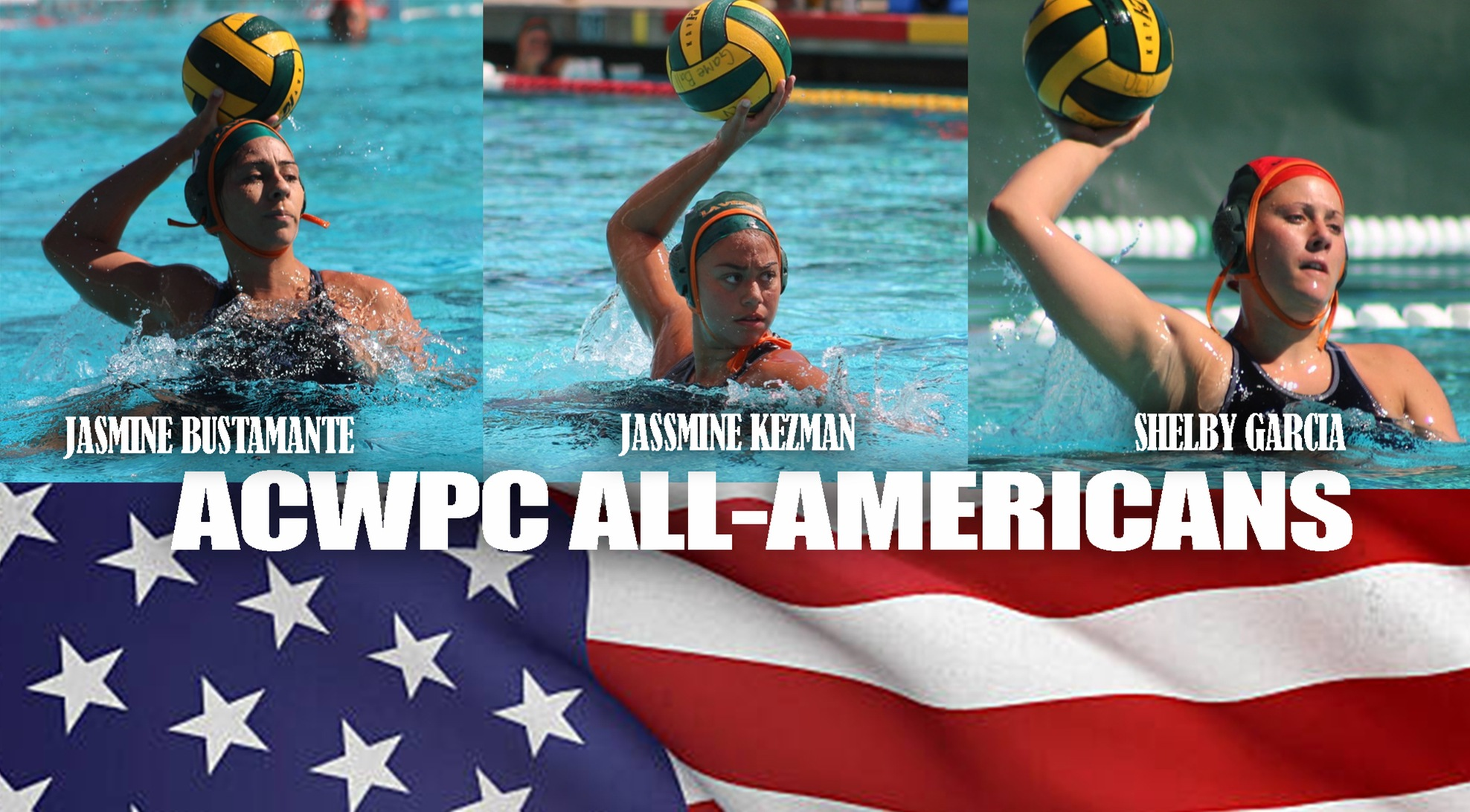 Kezman, Bustamante, Garcia named ACWPC All-Americans
