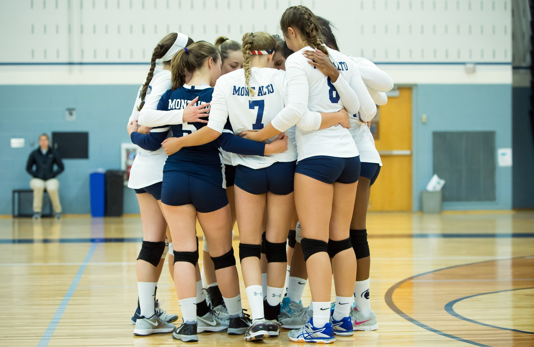 Volleyball Halts Two-Game Skid With Wins Over Hazleton and Lehigh Valley