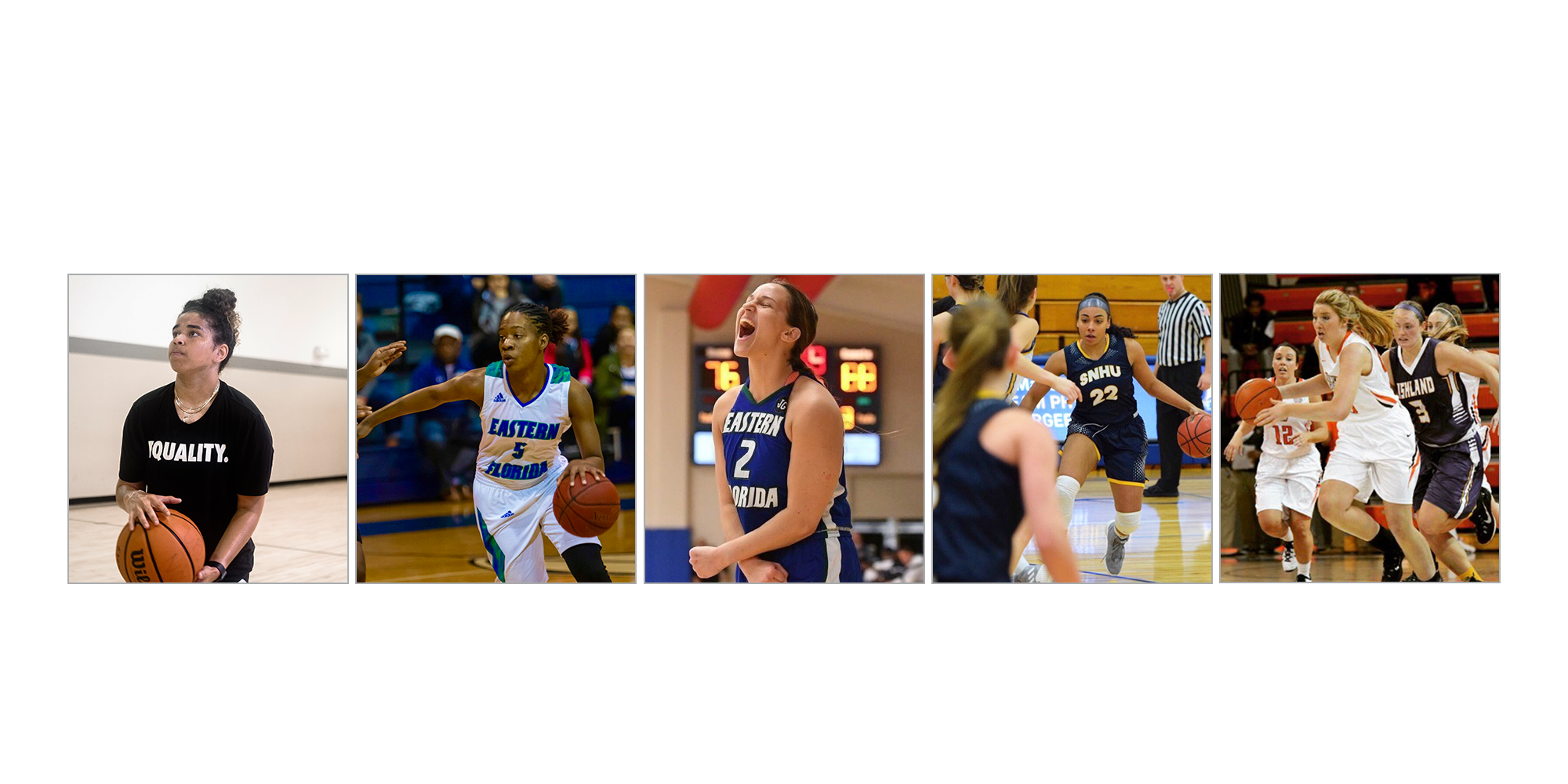 Women's Basketball Inks Five for 2019-20 Class