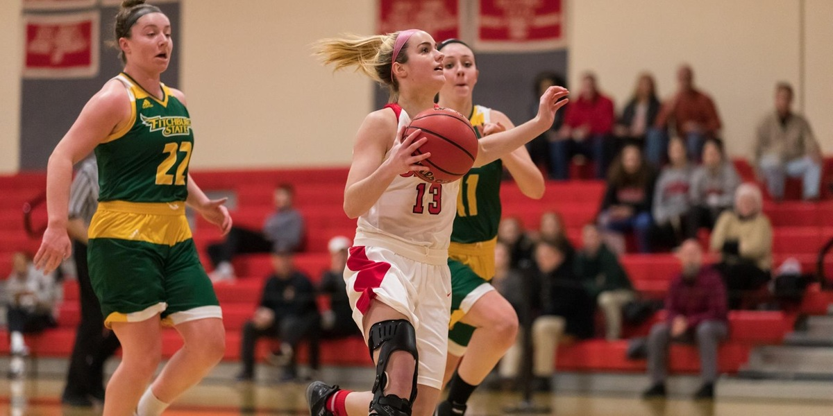 Women's Basketball Runs to Victory Over AMCATS, 62-42