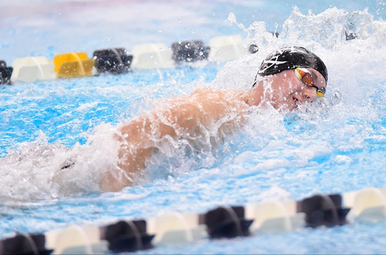 Two Individuals, Two Relays Earn All-America Honors on NCAA Day One