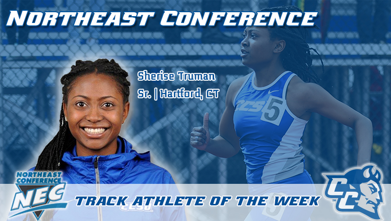 Truman Scores Northeast Conference Weekly Honor on Tuesday