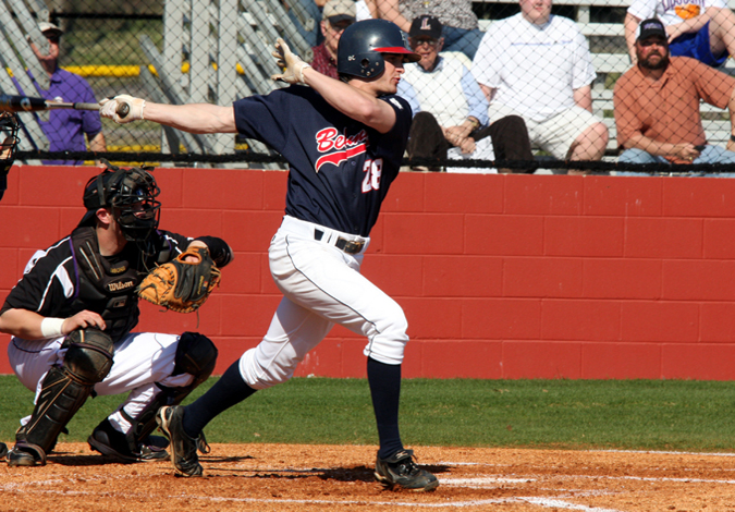 Craig's Two Run Homer Leads Belmont Past Bulldogs