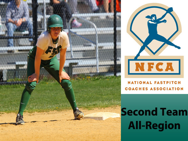 Anderson Named NFCA All-Northeast Region