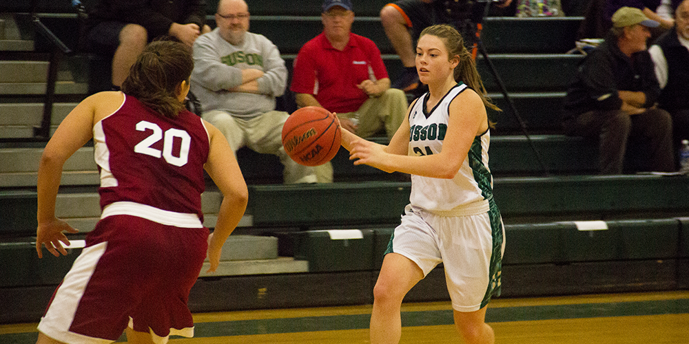 Another Victory for Women's Basketball as They Top Bates, 60-44