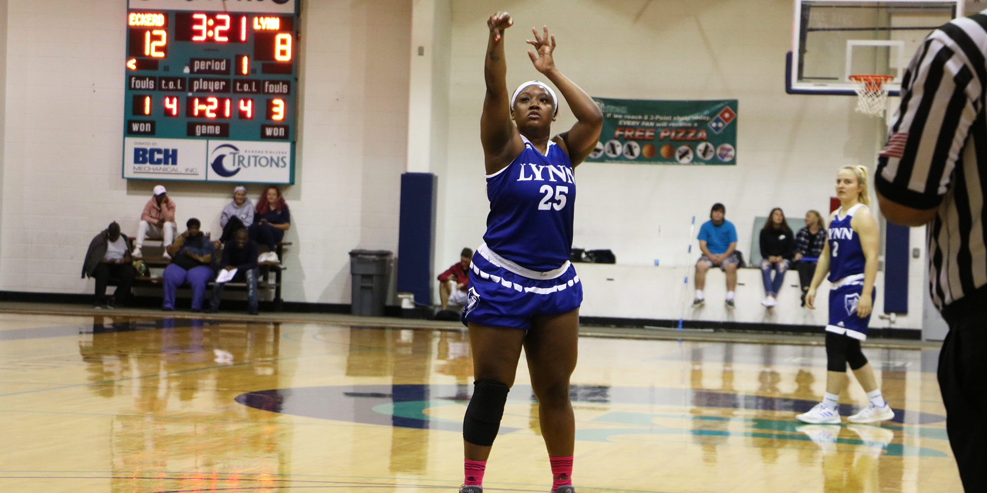 Women's Basketball's Historic Season Ends in Sunshine State Conference Quarterfinals