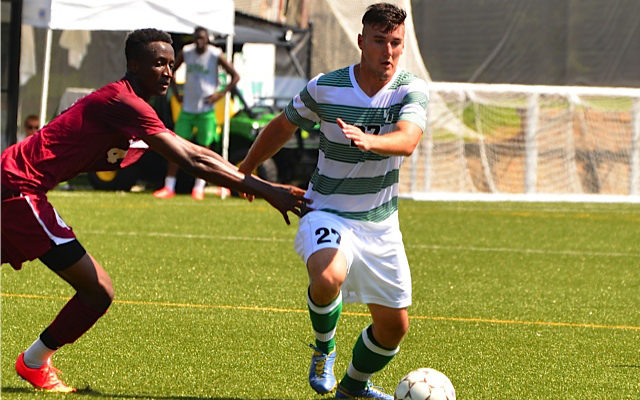 Missed Opportunities Hurt Wilmington Men's Soccer in 2-1 Loss to the District of Columbia in the 2014 Season Opener