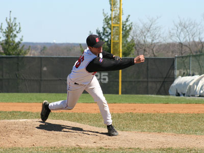 CUA rides five-run sixth inning to third straight win