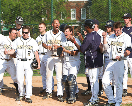 Gallaudet baseball reaches 16 wins for the first time since 1899, claim third place in NEAC West Division