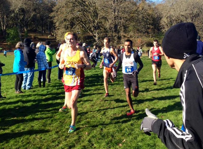 Bhagavathi Qualifies for NCAA Championships with 12th Place Finish at West Regional